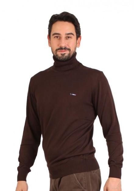 Kazak - Hard Winter Pullover - Kahve
