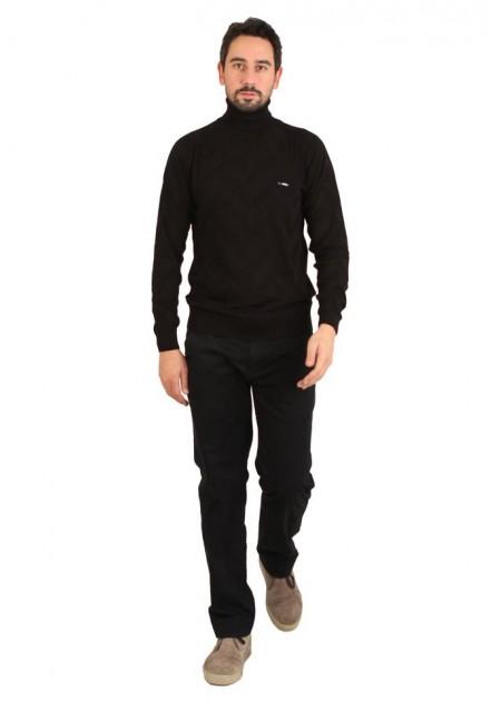 Kazak - SnowBall Pullover - Siyah