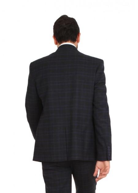 Ekose Takım Elbise - C6