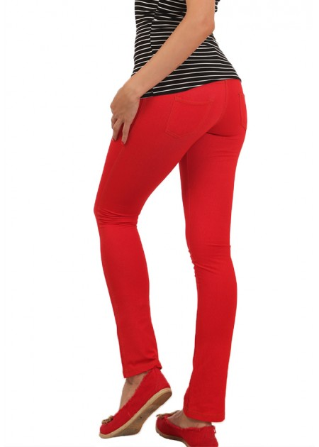 Lady Tayt Plain Red