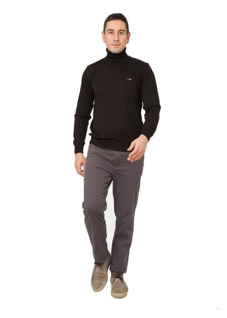 Kazak - Hard Winter Pullover - Siyah