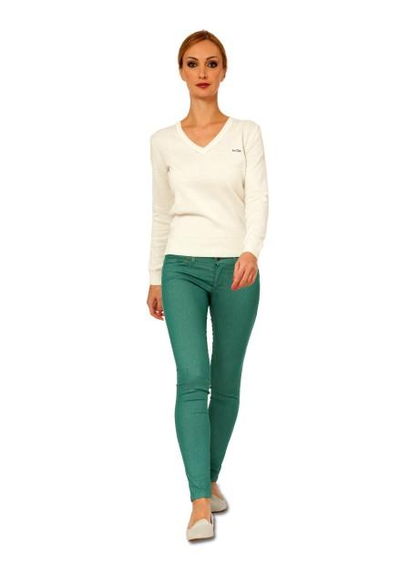 Skinny Fashion - Yeşil